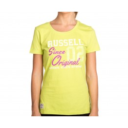Russell Athletic Women's Festival Original Tee -­ Ecology