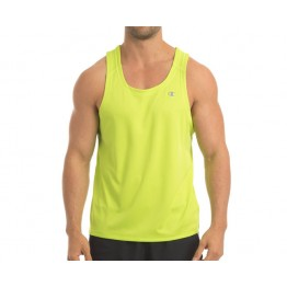 Champion Men's X-Fitness Running Tank - Lime