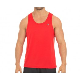 Champion Men's X-­Fitness Running Tank -­ Crimson­