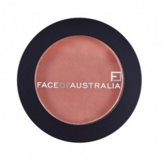 FACE OF AUSTRALIA Blush 6 g - Nutmeg
