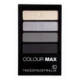 FACE OF AUSTRALIA Colour Max Eyeshadow Palette 3 g