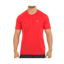 Champion Men's X-­Fitness Running Tee -­ Crimson