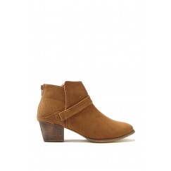 India Harness Boot - Camel Micro