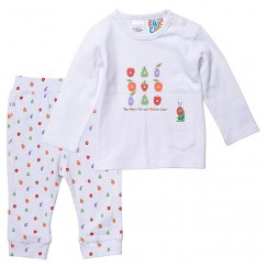The Very Hungry Caterpillar 2 Piece Top And Pants Set