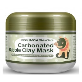 Boquanya Carbonated Bubble Clay Mask