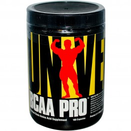 Universal Nutrition, BCAA Pro, Branched-Chain Amino Acid Supplement, 100 Capsules