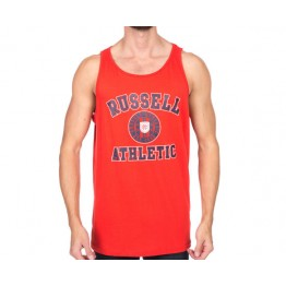 Russell Athletic Men's Logotype Tank - Titan